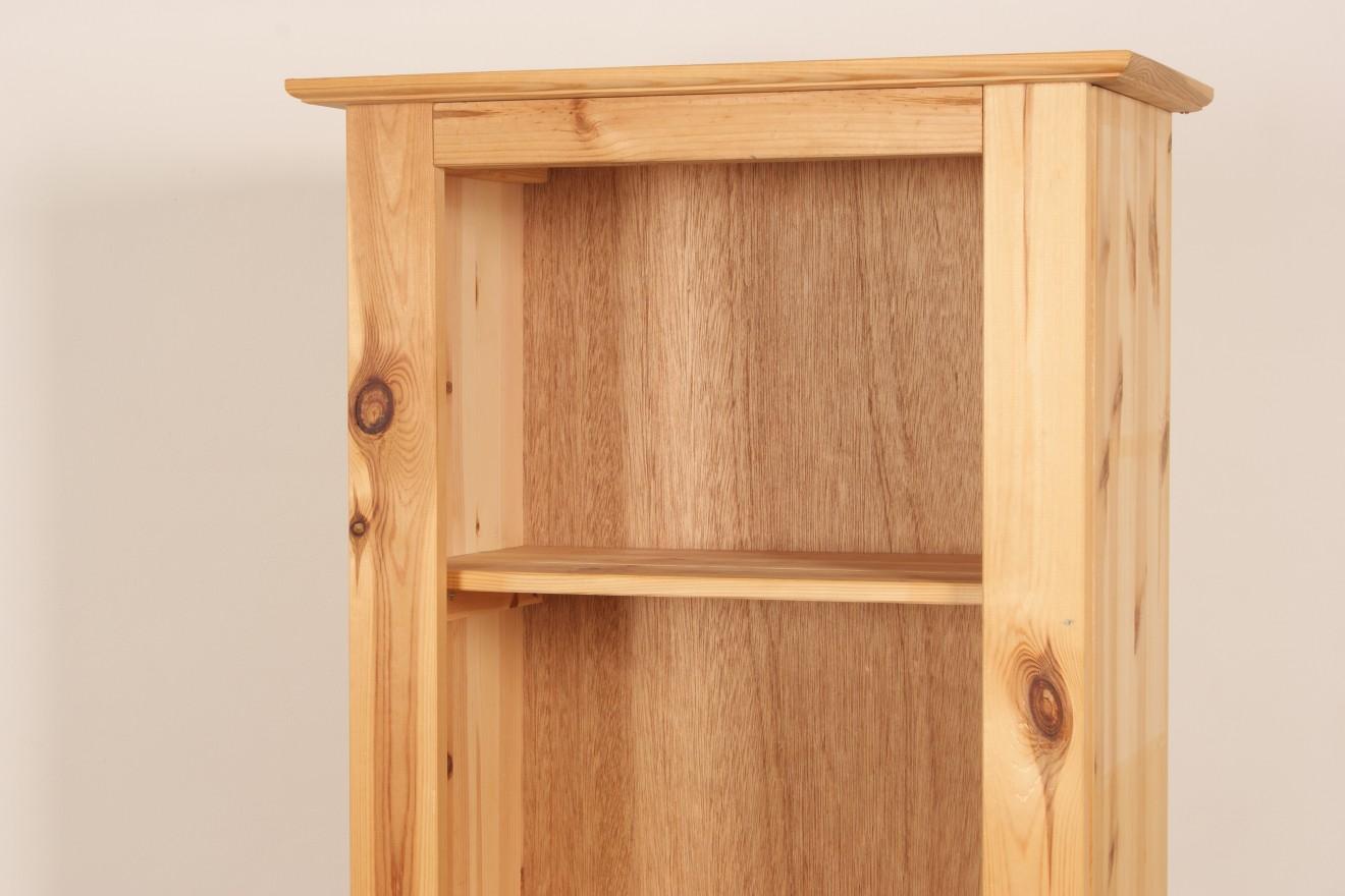 Boekenkasten boekenkast starko met lade blankhouten meubels