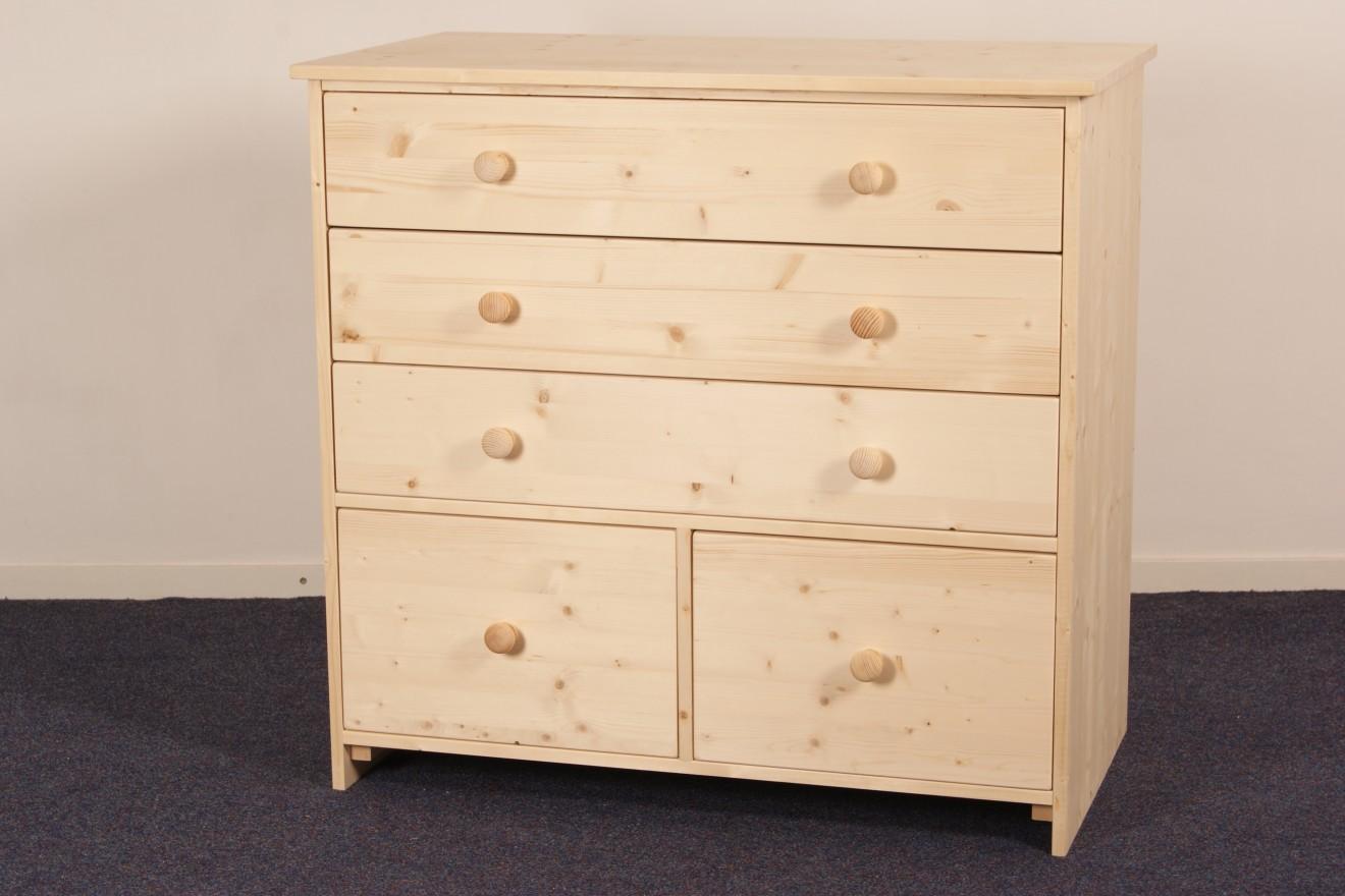 Hoogte Commode Babykamer : Complete babykamers babykamer lizzy blankhouten meubels