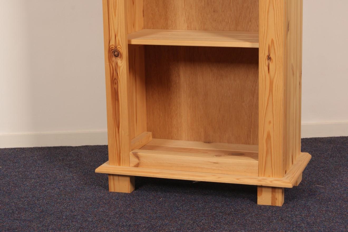 Kast 150 Hoog : Boekenkasten boekenkast starko blankhouten meubels