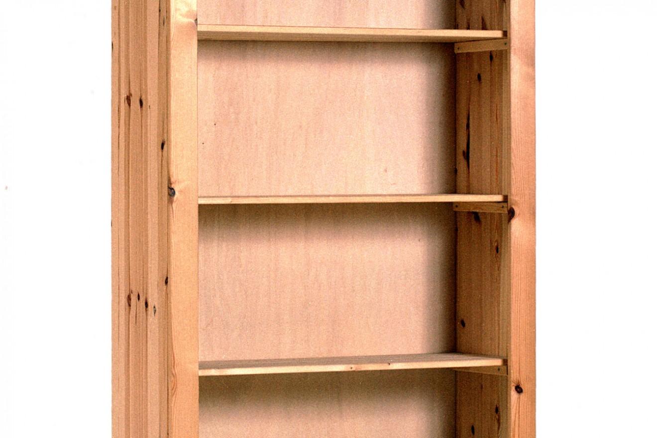 Boekenkasten boekenkast starko blankhouten meubels