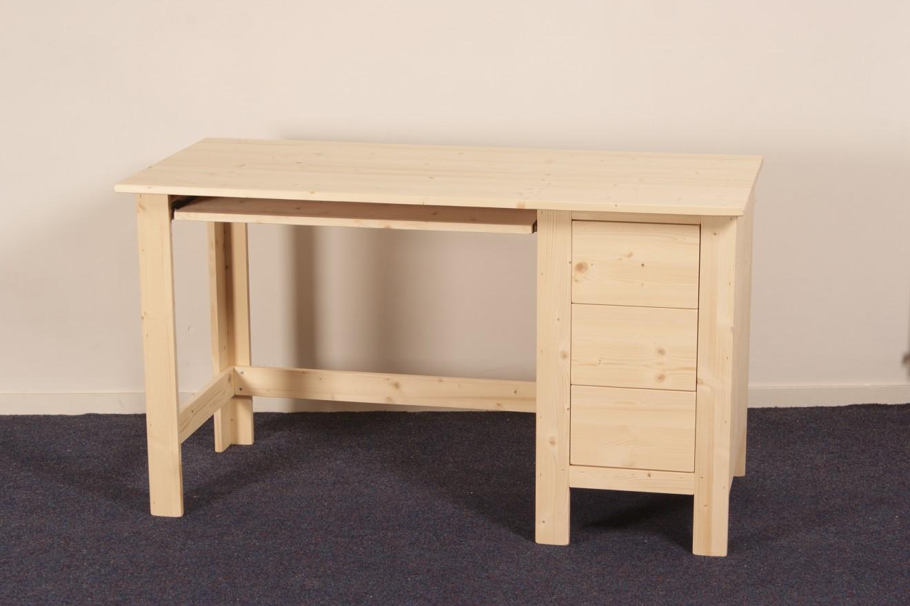Enkel kastje bureaus blankhouten meubels - Kast kind grenen ...