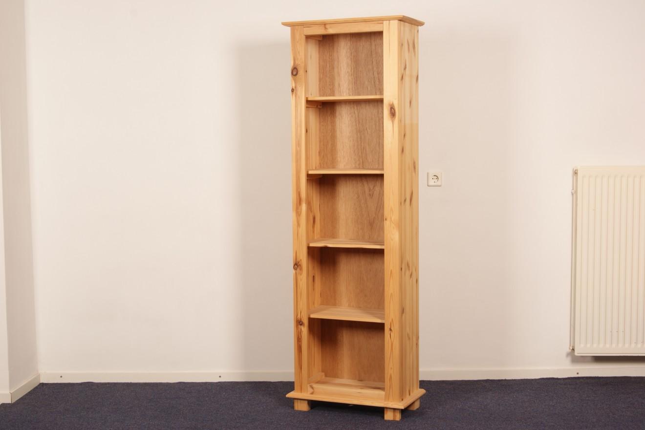 Boekenkasten - Boekenkast Starko 60 - Blankhouten Meubels