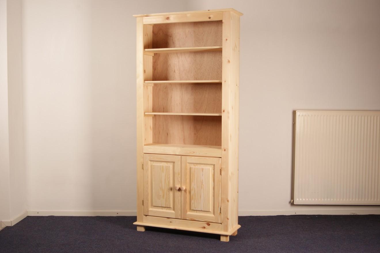 https://www.blankhoutenmeubel.nl/images/products/194/large/boekenkast-starko-81-t-m-120cm-met-2-deuren.jpg