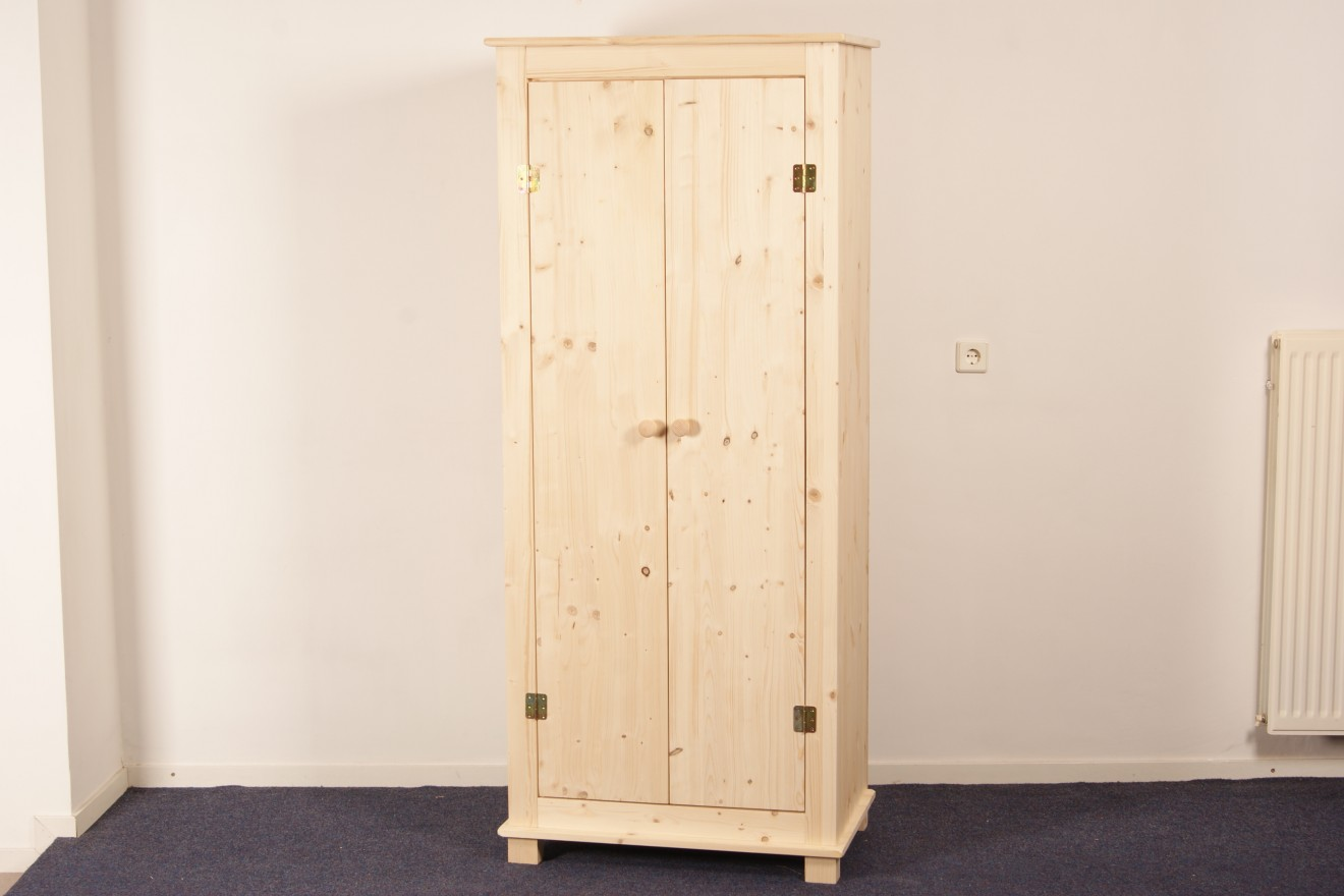 Kledingkasten kledingkast jerome blankhouten meubels - Kledingkast en dressoir ...