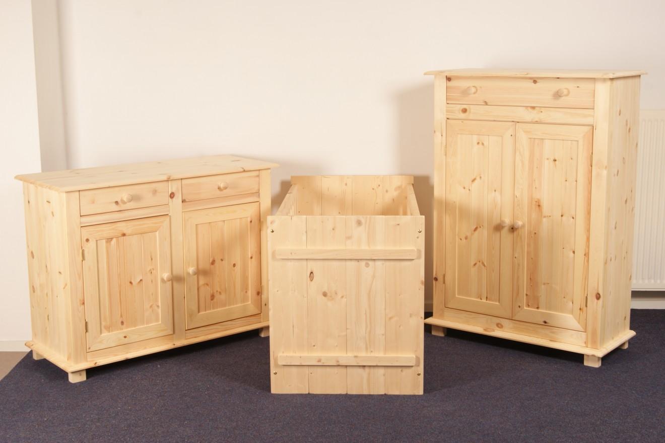 complete babykamers - babykamers - blankhouten meubels, Deco ideeën