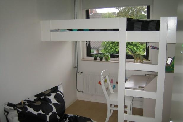 Maatwerk houten meubelen - Op maat hoogslaper ...